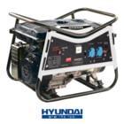 גנרטור מקצועי   2600W מנוע בנזין 4 פעימות מבית HYUNDAI דגם HD-2600