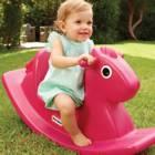 סוס נדנדה  חזק במיוחד מבית little tikes