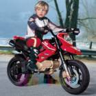 אופנוע ממונע Ducati Hypermotard מבית PEG-PEREGO