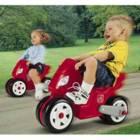 הליכון רכיבה אופנוע אדום  Step2  דגם: 7362
